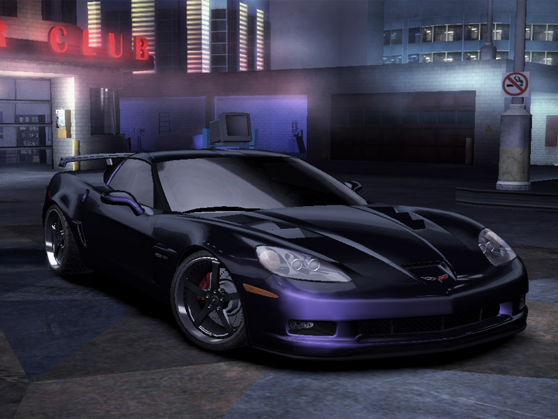 Show me your Z in NFS Carbon - MY350Z COM - Nissan 350Z and
